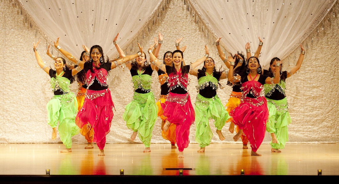 Rhythm India Bollywood Dance Company - Houston's BEST dance