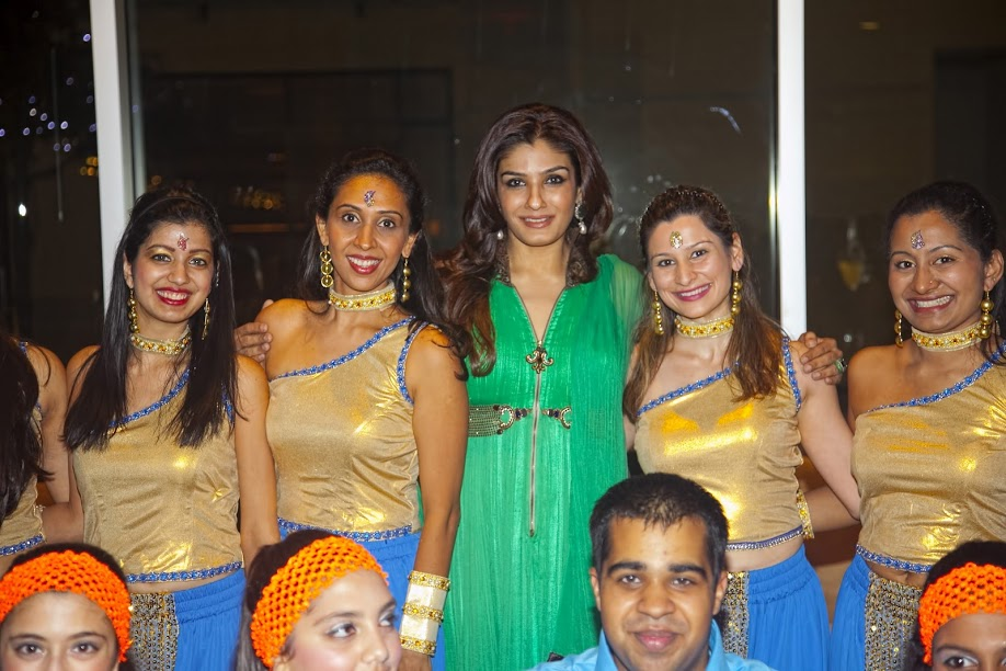 Indian night club girls